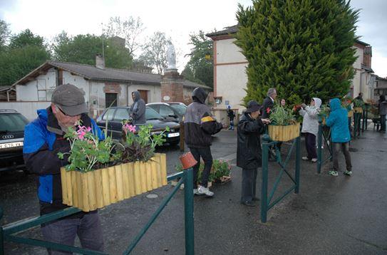 BSA au jardin 6