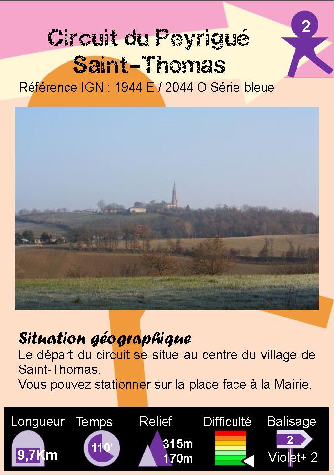 St Thomas - Boucle 2