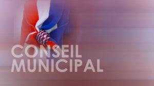 Conseil municipal du vendredi 13 avril 2018 à 19 heures