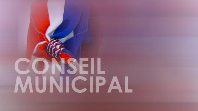 Conseil municipal : Vendredi 27 mars à 19 heures