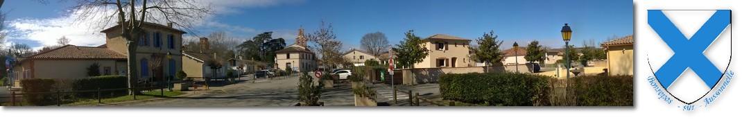 Mairie de Bonrepos-sur-Aussonnelle