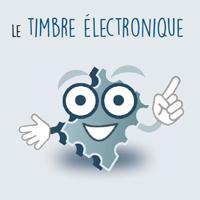 Le timbre électronique