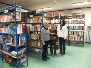Réouverture de la bibliothèque : Vendredi 1er février
