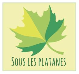 Sous Les Platanes Logo